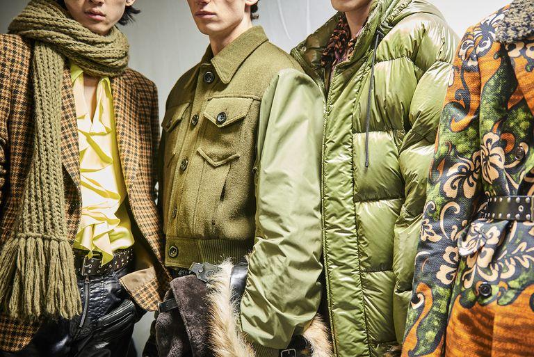 10 Autumn Winter 2020 2021 Trends According To Men S Fashion Shows Alexandre Jorge Laurent Martinez